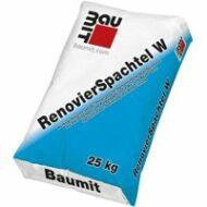 Baumit RenovierSpachtel W (Felújító tapasz) 25kg