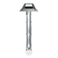Fakro SRH-L magasprofilú tetőfedő anyagokhoz (120mm-ig) 250mm x 210cm