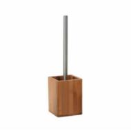 Gedy Bambu Natural WC kefe tartó