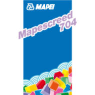 MAPESCREED 704 1040 KG (1000L)