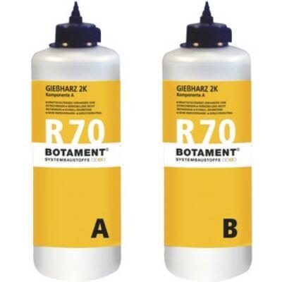 Botament R70 szilikát öntőgyanta 500ml