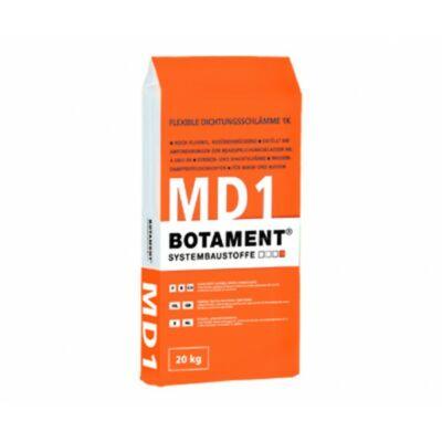 Botament MD 1 Szigetelőhabarcs 1K 20kg
