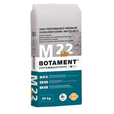 Botament M 22 HP Prémium flexragasztó (C2 TE, S1) szürke