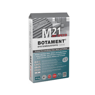 Botament M21 HP Speed Gyorskötésű flex ragasztó (C2 TF) szürke 25kg