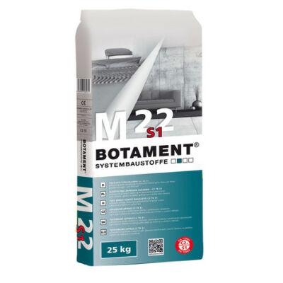 Botament M22 S1 Emelt szintű flexragasztó (C2 TE, S1) szürke 25kg