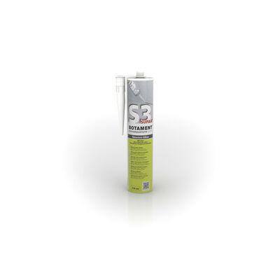 Botament S 3 Supax Márvány és természetes kő szilikon, MULTIFUGE fugázóval megegyező színekben 310ml