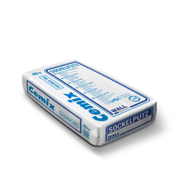 Sockelputz / Lábazati cementvakolat