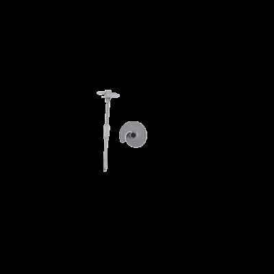 Önmetsző, süllyesztett szerelésű dübel (ECOTWIST)