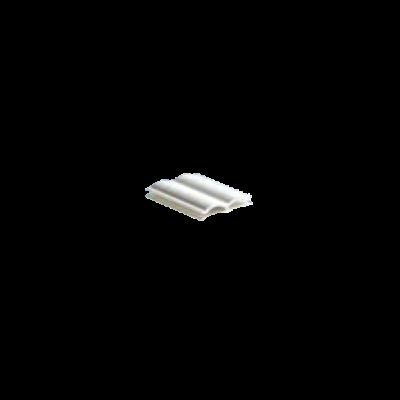 Illesztőelem lábazati indítóprofil toldáshoz 22x30 mm