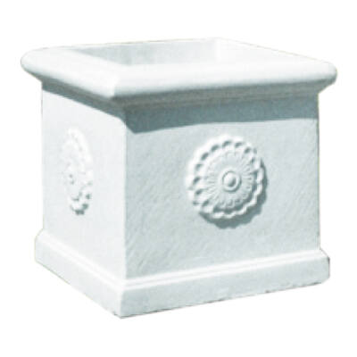 Fabro Stone nagy kocka virágtartó