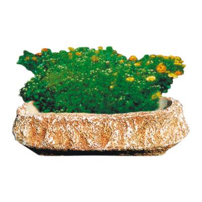 Fabro Stone szikla virágtartó