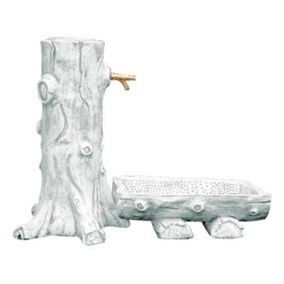 Fabro Stone Fatörzs kerti kút