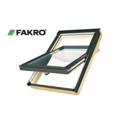 Fakro FTP-V P2 fa billenő tetőablak V40P tokszellőzővel, biztonsági hőszigetelő üvegezéssel