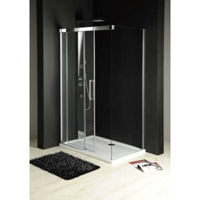 Sapho GELCO FONDURA zuhanyajtó 1100mm, transzparent üveg (GF5011)