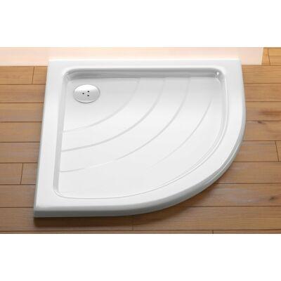 Ravak Kaskada Ronda-90 PU zuhanytál fehér