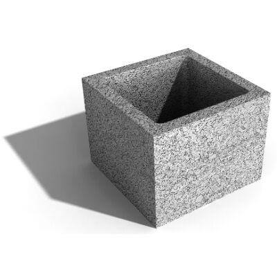 Leier beton zsaluzó elemek Beton pillérzsaluzó elemA Leier beton pillérzsaluzó elemek vasbeton pillérek zsaluzatát, külső köpenyrészét alkotó előre gyártott elemek, míg a belső teherhordó mag helyszíni vasbeton.  Leier beton zsaluzó elemek előnyei:  fa zs