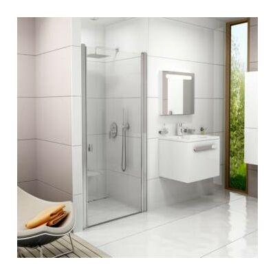 Ravak Zuhany ajtó CSD1-90 fényes alumínium-transparent