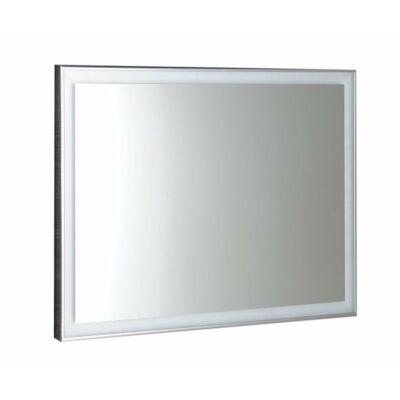 Sapho LUMINAR tükör aluminium kerettel, 50x70x4 (NL556)
